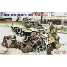 NEW Dragon Models 1/35 British Expeditionary Force 1940 6552