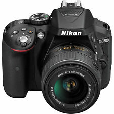 Brand New Nikon D5300 DSLR Camera w/ New 18-55mm AF-P Stepping VR Motor Lens
