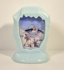 "2011 Flyin Sven 3.5"" Light Up Penguin PVC Action Figure Burger King Happy Feet 2"