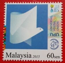 Malaysia 2015 World Post Day 2015 (1v) ~ MNH