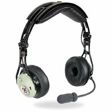 David Clark DC PRO Aviation Headset - GA/Dual Plug Pilot PNR - 43101G-01
