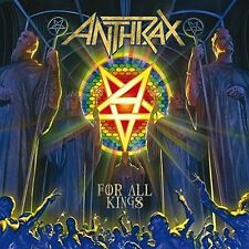 Anthrax-for all Kings 2 VINILE LP NUOVO