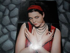 AMY LEE  /  2 PAC    42x28  CM    POSTER   !!!!!!!!!!!!08/13