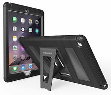 iPad Air 2 Case Cover Screen Protector Kickstand Hard Rainproof Shockproof New