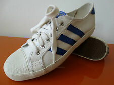 Vintage ADIDAS Adria Trainers Sneakers Sportschuhe Turnschuh Gr 6,5(39) TOP