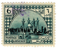 (I.B) Iraq Revenue : British Occupation 6a