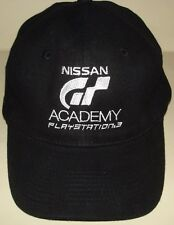 Nissan Sony PlayStation Inaugural Gran Turismo Academy UK Finalist Exclusive Cap