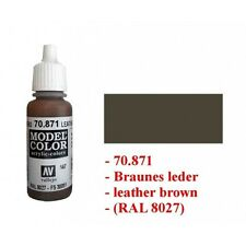 Vallejo Color - Leather brown 147