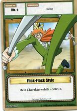 One Piece-Sr. 9-Flick-Flack Style