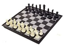 NEW Magnetic Folding Chess Board Game Set/High quality Chess size 32 cm x  32 cm