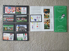 fifa world cup usa 94 telephone card by teleca shows italy v ???