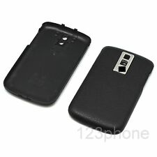 BRAND NEW HOUSING BATTERY REAR BACK COVER DOOR FOR BLACKBERRY BOLD 9000 #H318