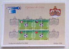 Stadspost Lelystad - Epreuve de Luxe EK voetbal (Football) 2008 Groep A (1)