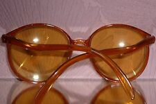 Vintage 70's/80's Large Framed Ladies Tinted Sunglasses,