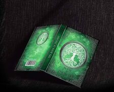Green Spell Book Harry Potter!