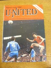 1982 Manchester United: Theres Only ONE…. United - Easter 1982, The Official New