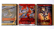 Amazing Disney Channel Gothic Cartoon Gargoyles Complete Seasons 1 & 2 on DVD