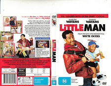 Little Man-2006-Marlon Wayans-Movie-DVD