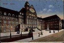 Cassel Kassel Rathaus Hessen Dt. Reich Post AK 1921 gelaufene AK nach Chemnitz