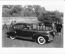 1940 Lincoln Zephyr Fordor, Factory Photo / Picture (Ref. #52844)