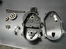 1991 91 ARCTIC CAT JAG 440 SNOWMOBILE ENGINE MOTOR CHAINCASE CHAIN CASE GEARS
