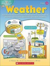 Easy Make & Learn Projects: Weather: Reproducible Mini-Books and 3-D Manipulativ