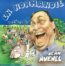 """45T 7"""": Jean Avenel: en normandie. autoproduit. dédicacé. A7"""