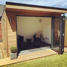 3.5m x 2.8m Garden Room / Home Office / Studio / Summer House / Log Cabin / Shed
