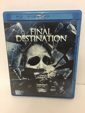 The Final Destination (2010) Bluray Free Shipping