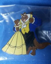 RARE VHTF Disney Pin WDCC Royal Couples Belle & Beast LE