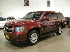 Chevrolet : Tahoe 4WD 4dr