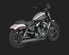 Vance Hines 2 1 Blackout Exhaust Harley Sportster 883 1200 47501 Open Box Sale