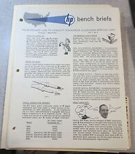 HP Bench Briefs Vol 1 No 6 February-March 1961
