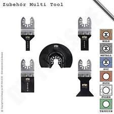 Multifunkitonswerkzeug Sägeblatt Set Bi-Metall HSS für Bosch GOP 10,8 V-Li   100