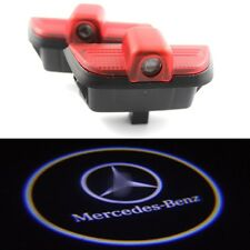 2 X LED Car door Led Welcome laser projector Logo Shadow Light For Benz C Class