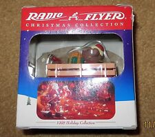 Radio Flyer 1998 Christmas Collection Classic Wagon Tree Ornament Model 109