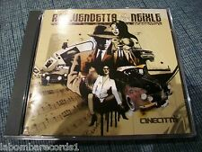 ROB VENDETTA & NEIXLE - CINECITTA - CD COMO NUEVO - RAP - HIP HOP