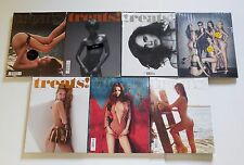 Treats! Magazine Issues #2,4,5,6,7,8,9,10 & 11 Sealed + 1 & 3 as Digital Format