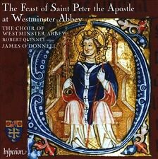 The Feast of St. Peter the Apostle at Westminster Abbey, Robert Quinney, Choir o
