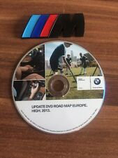 Aggiornamento BMW DVD Europa Europe Road Map navi High 2013 x3 e83 x5 e53 z4 e86 z8 e52