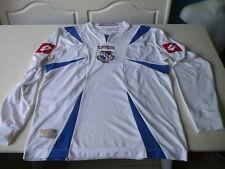 maillot de foot Panama Lotto L blanc camiseta,jersey Shirt collector