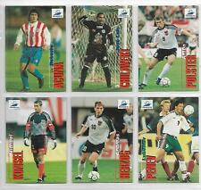 ROBERTO MIGUEL ACUNA PARAGUAY 1998 PANINI FIFA WORLD CUP 98 #40