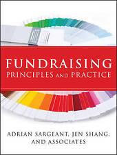 Principios de recaudación de fondos y la práctica por Jen Shang, Adrian Sargeant (tapa Dura,...