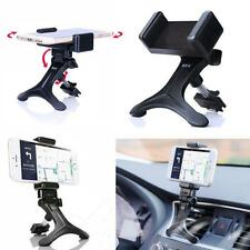 Black Car Air Vent Mount Cradle Holder Stand For Mobile Smart Cell Phone GPS HOT