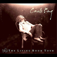 The Living Room Tour [Digipak] by Carole King (CD, 2005, 2 Discs, Rockingale)