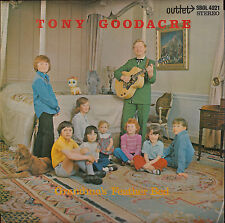 TONY GOODACRE GRANDMA'S FEATHER BED signed Pete Sayers Grand Ole Opry Road Show