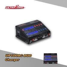 Ultra Power UP100AC DUO 100W LiPo Battery Multi Balance Charger /Discharger M0T9