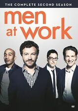 MEN AT WORK: COMPLETE SECOND SEASON ( ) Region Free DVD - Sealed