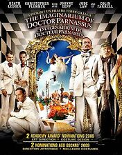 NEW BLU-RAY//  THE IMAGINARIUM OF DOCTOR PARNASSUS // HEATH LEDGER, JOHNNY DEPP