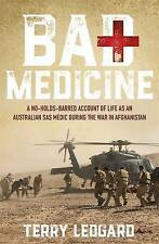 BAD MEDICINE - Terry Ledgard - NEW Paperback - FREE FAST P & H in Australia